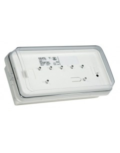 PRIMO+ ET 10L STD LED 8lm NP IP55 IK10