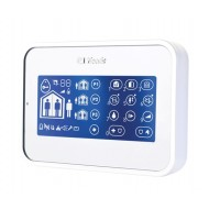 Clavier tactile LCD - Lecteur proximité -Livré avec 3 badges - KP160PG2B